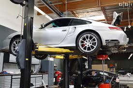 Porsche Boxster Oil Change - porsche 996 turbo oil change and brake service at bbi autosport