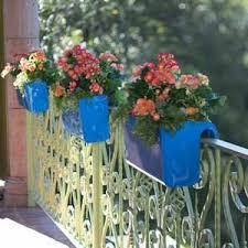 94 best window boxes and balcony railing planters images on