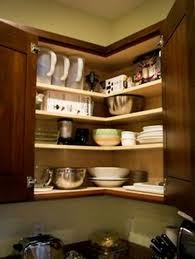 kitchen corner cupboard rotating shelf how to organize corner kitchen cabinet 5 guides using