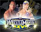 The Rock vs John Cena WRESTLEMANIA 27