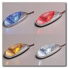 led mini marker lights led flush mount mini marker lights ks led phat performance parts