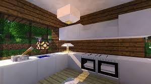 finally finished my modern minecraft kitchen minecraft