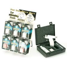 studex studs studex plus instrument kit with display stand and 18 pairs of