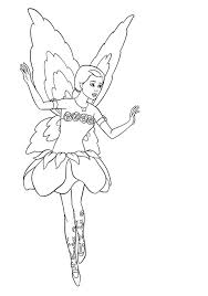 barbie doll fairy coloring coloring sun