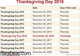 you can now get thanksgiving date 2010 along with many other free