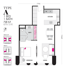 plans tropicana the residences klcc