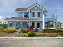 murano model house of savannah crest iloilo by camella homes
