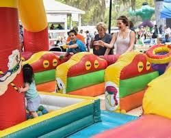 Backyard Inflatables Inflatable Rental Moonwalk Rental Bounce House Rental Slide