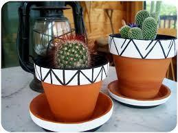 Flower Pots - best 20 painted flower pots ideas on pinterest painting clay