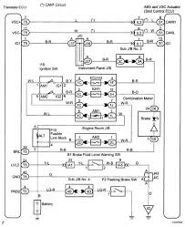 toyota ecu wiring diagrams wiring diagram simonand