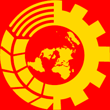 Communist Flag Russia Image United Earth Communist Party Png Future Fandom Powered