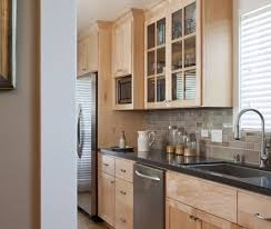 kitchen backsplash ideas with light maple cabinets maple cabinets design ideas pictures remodel and