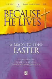easter cantatas for small choirs brentwood benson