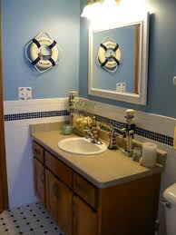 nautical bathroom decorating ideas you can use ropes for rustic
