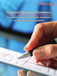 download penyusunan standard operating procedure sop persiapan