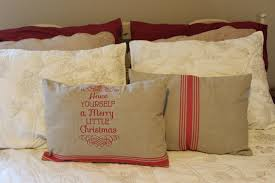Home Goods Decorative Pillows by A Hamby Christmas The Hamby Home