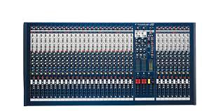 lx7ii soundcraft professional audio mixers