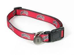 ohio state ribbon ohio state buckeyes dog sports fanimals
