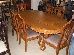 Teak Wood Dining Tables Teak Wood Dining Table New Ideas Teak Wood Furniture Designs