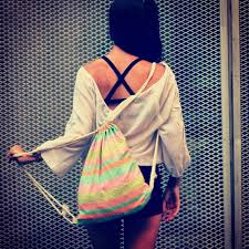 hippie boho cotton backpack by baggylove to buy comment with your