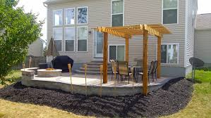 Backyard Shade Structures Pergolas And Shade Structures U2014 Vaughanscapes