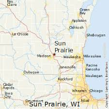 best places to live in sun prairie wisconsin