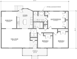 one floor home plans popular floor plans from mitchell homes