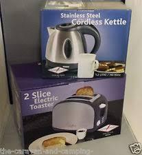 Campervan Toaster Caravan Toaster Ebay