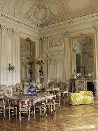 chambre interiors fig 15 ancienne chambre du roi au palais de compiègne vue