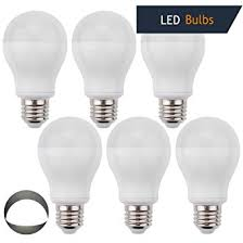 ledmo 6 pack e26 7w led bulbs 60w incandescent bulbs equivalent