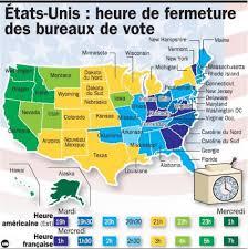 les heures de fermeture des bureaux de vote 05 11 2008 ladepeche fr
