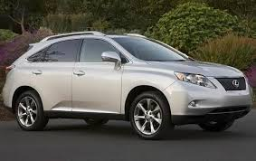lexus suv pics used 2010 lexus rx 350 suv pricing for sale edmunds