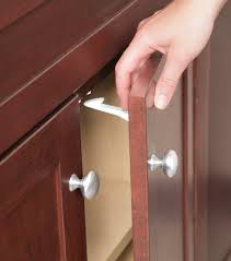 Kitchen Cabinet Door Catches Baby Proof Cabinets And Drawers Best Home Furniture Decoration