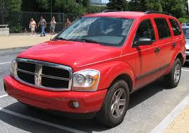 2006 dodge durango information and photos zombiedrive