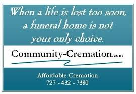 cremation clearwater fl cremation clearwater fl community cremation home