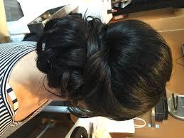 chignon mariage coiffeuse et maquilleuse professionnelle à domicile