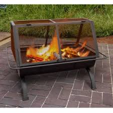 Traeger Fire Pit by 25 30 In Wide Fire Pits Hayneedle