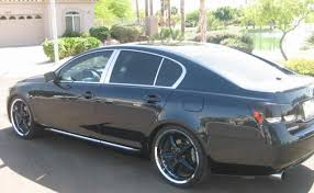 lexus gs300 for sale for sale 2006 gs300 loaded customized 20 color matched rims