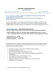 System Architect Resume Resume Cloud Experience Resume Laurelmacy Worksheets For