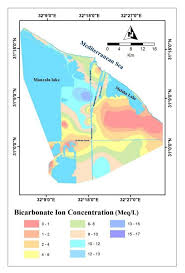 Illinois Mine Subsidence Map by Mapping Of Soil Geochemistry In Port Said Governorate Egypt