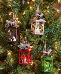 themed led lantern ornaments the lakeside collection