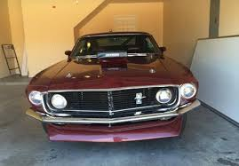 mustang for sale california 1969 ford mustang for sale in california carsforsale com