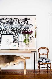 Zebra Print Dining Chairs A Manhattan Pied à Terre Full Of Masterful Vignettes Thou Swell