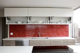 sacks kitchen backsplash contemporary kitchen with glass tile backsplash undermount sink