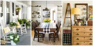 Home Decoration by Trinity Holmes North Carolina Farmhouse Tour Farmhouse