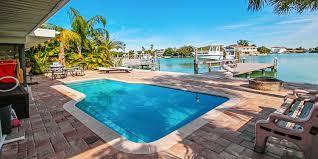 Blind Pass Resort Pelican Home Vacation Rental Treasure Island Florida
