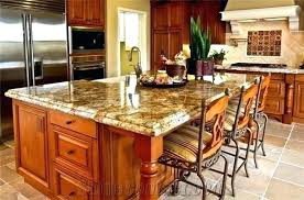 Granite Top Kitchen Island With Seating Granite Kitchen Island With Seating Azik Me