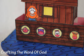flood crafting the word of god