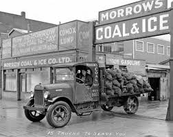 old kenworth trucks a stewart truck answers the call for morrow coal u0026 ice vancouver