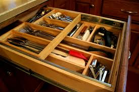 utensil organizers cool custom silverware drawer organizer for